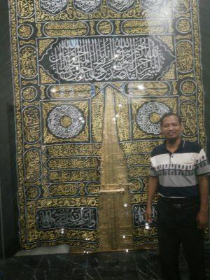 kaligrafi bordir